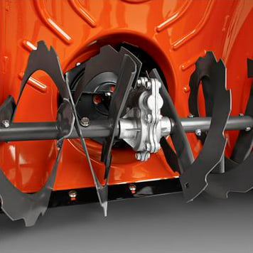 husqvarna two-stage auger