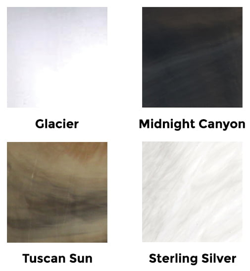 Celebrity Series Shell Color Options