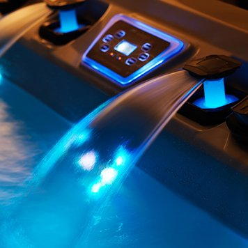 Marquis Spas Vector 21 Starlight LED Features
