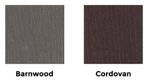Vector 21 Cabinet Color Options